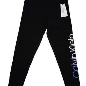 Calvin Klein Women's Black Performance Leggings -